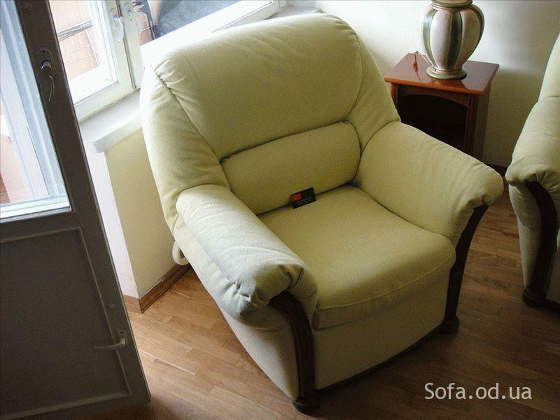 Перетяжка кресла в Одессе | Sofa.od.ua