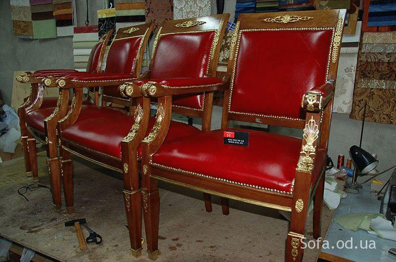 Реставрация старых стульев в Одессе | Sofa.od.ua
